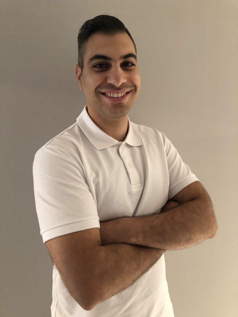 Armin Chahard - Co-gérant